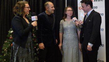 Live from Red Carpet at the GeekWire Gala, our annual holiday bash in Seattle