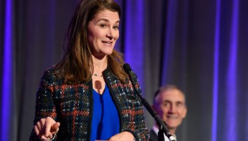 Melinda Gates denounces Trump's immigration comments