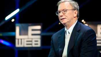 After 16 years, Alphabet's Eric Schmidt is stepping down as executive chairman