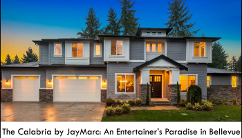 The Calabria by JayMarc: An Entertainer's Paradise in Bellevue