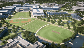 Microsoft plans world-class cricket pitch at Redmond HQ, in first for major U.S. tech campus