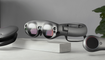 AT&T invests in secretive augmented reality startup Magic Leap in exclusive distribution deal