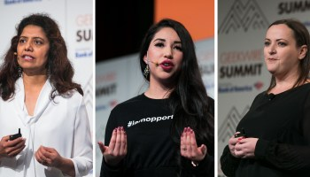 Watch: The immigrant's journey, told by 3 foreign-born technologists who want to change the world