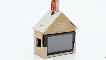 This is out of controller: Nintendo's Labo uses DIY cardboard kits to Switch things up a bit