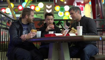 Live from CES: GeekWire grabs In-N-Out as we immerse ourselves at the annual technology expo