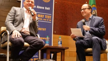 Catching up with Steve Ballmer on AI, sports tech, the economy, fake news and life after Microsoft
