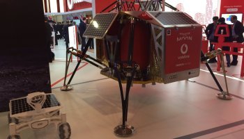 Vodafone and Nokia join PTScientists to put 4G mobile phone network on moon