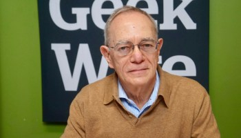 GeekWire Podcast: MIT's president on human intelligence and the quest for smarter machines