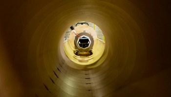 Autonomous robots will crawl inside pipes at former U.S. nuclear sites to detect radiation, speed up process of dismantling
