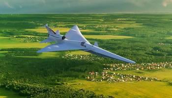 Low-Boom Flight Demonstrator