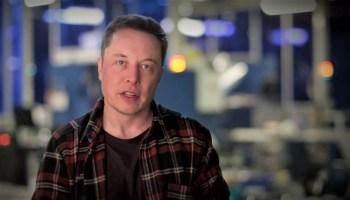 Elon Musk in