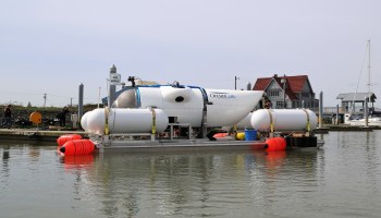 OceanGate's Titan sub passes initial tests, gets set for Bahamas – then the Titanic
