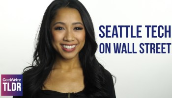 TLDR: A big day for Seattle tech companies on Wall Street, universal flu vaccine, the intersection of tech and fashion