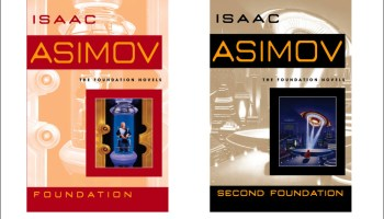 Apple to develop Isaac Asimov's classic Foundation novels into a new video drama series
