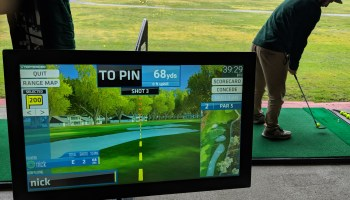 Testing out Toptracer at the driving range: We took a swing at Topgolf's latest ball-tracking technology