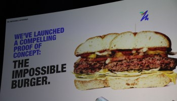 As funding nears $400M, Impossible Foods targets meat eaters with plant-based burger that 'bleeds'