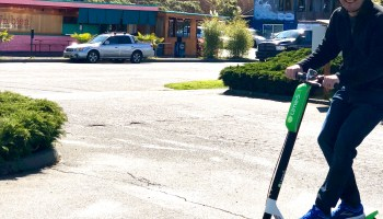 Testing LimeBike's scooter in Seattle: New era for transportation, or next menace on the streets?