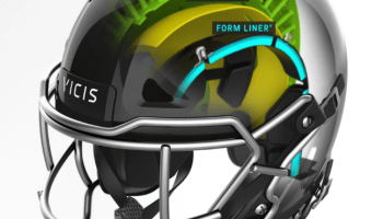 NFL helmet safety testing results: Vicis ranks first again for its high-tech head protector