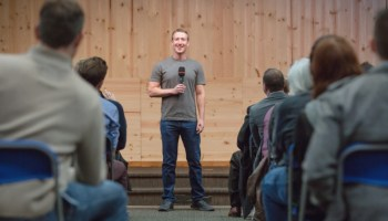 Mark Zuckerberg says he's not stepping down from Facebook