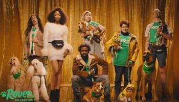 In dogged pursuit of more business, Rover's 'Walk It Out' ad campaign pairs happy pets and people