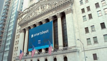 DocuSign and Smartsheet ring opening bells on Wall Street, launching new era as public companies