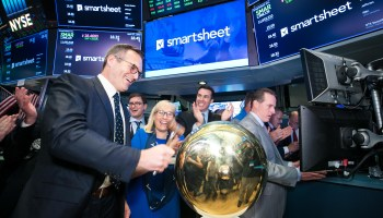 Smartsheet reports $42M in revenue, up 59% over last year as stock continues to rise