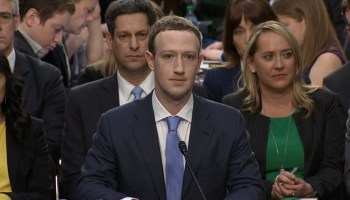 Facebook at Congress, Day 2: Watch Zuckerberg field questions on regulation, privacy, and elections