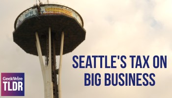 TLDR: Starbucks & Amazon respond to Seattle tax vote, Surface Hub 2, new Star Wars movie