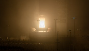 InSight lander lifts off from California, kicking off quest to get Mars' inside story