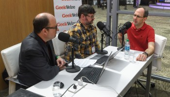GeekWire Podcast live from Microsoft Build with Cloud + AI chief Scott Guthrie