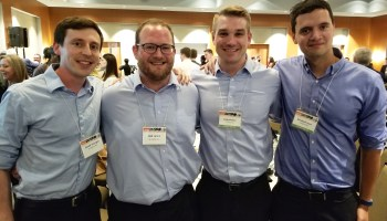 Pre-clinical drug screening startup A-Alpha Bio wins first place at Univ. of Washington Business Plan Competition