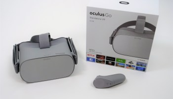 Facebook-owned Oculus releases $299 business bundle for standalone Oculus Go VR headset