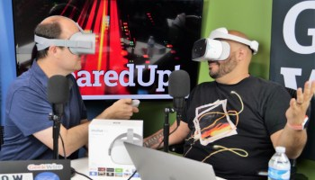 Geared Up Podcast: Hands on with the new Oculus Go and Lenovo Mirage Solo portable VR headsets
