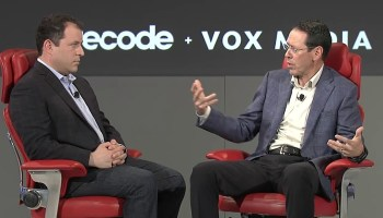 AT&T CEO says T-Mobile and Sprint have 'tough hill to climb' to get regulatory approval for merger