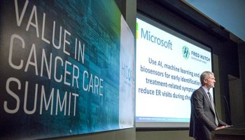 Microsoft partners with Fred Hutch to tackle chemotherapy side effects using new AI tech