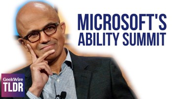 TLDR: Microsoft's Ability Summit, Amazon's 4th pillar, testing out Getaround