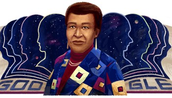 Google Doodle honors Seattle author Octavia E. Butler, a voice for sci-fi diversity