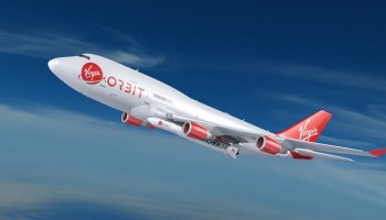 Virgin Orbit's Cosmic Girl jet
