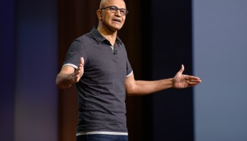Microsoft stock closes above $100/share for the 1st time