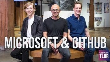 TLDR: Microsoft agrees to buy GitHub, tech for women's safety, Alexa & Google Assistant coming to Xbox