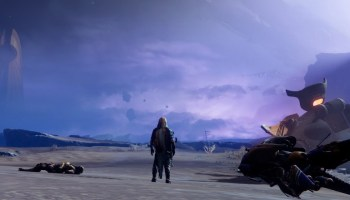 High noon in the asteroid belt: Bungie's 'Destiny 2' goes space Western with 'Forsaken' expansion