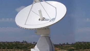 Deep-space antenna