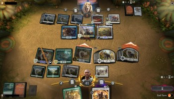 'Magic: The Gathering – Arena' faithfully replicates everything about the card game, good and bad