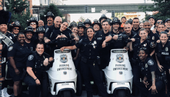 Seattle police join lip-sync video challenge with cameo-filled version of Macklemore's 'Downtown'