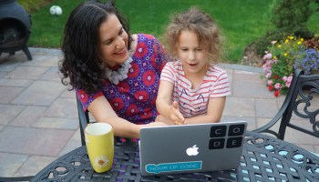 Working Geek: For Code.org's Alice Steinglass, writing software can be a kid's 21st Century 'voice'