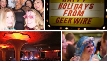 GeekWire Gala is Thursday: Last chance for tickets to our annual holiday party