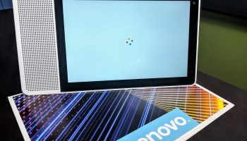 Geared Up Podcast: Hands-on with the Lenovo Smart Display, Google's Echo Show competitor