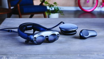 Hype turns into (mixed) reality as Magic Leap finally unveils its long awaited headset