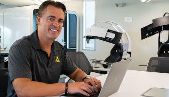 Working Geek: Axon CEO Rick Smith aims to curb gun deaths by making bullets 'obsolete'