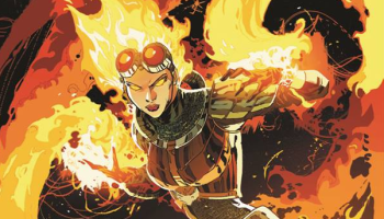 'Magic: The Gathering' returns with a new comic book in celebration of 25th anniversary